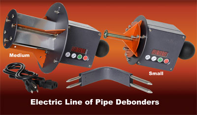 Electric Line of Debonders